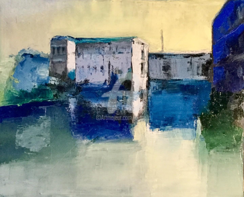 Eliane Boivin - La vieille usine 2