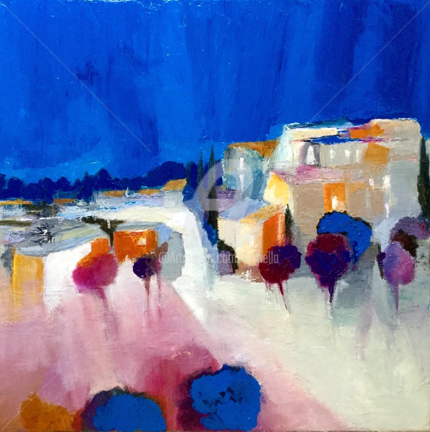 Eliane Boivin - Village 3