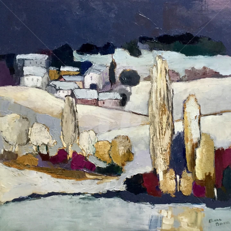 Eliane Boivin - Village (5)