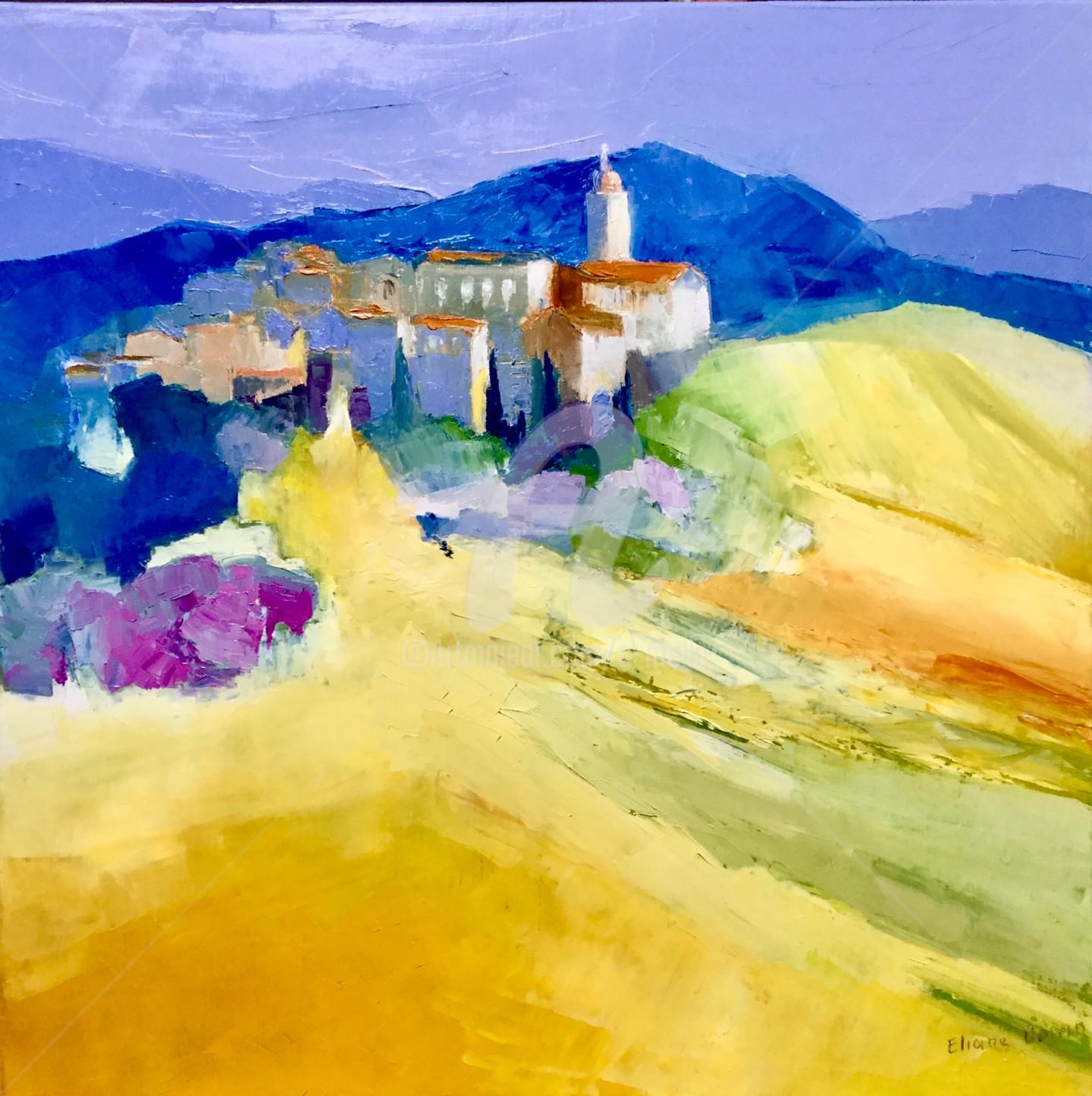 Eliane Boivin - Village 7