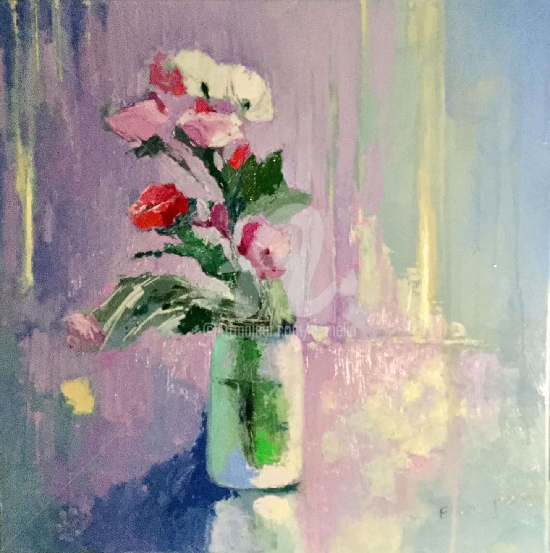 Eliane Boivin - Fleurs 10