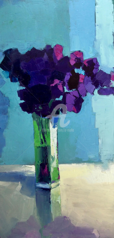 Eliane Boivin - Vase vert