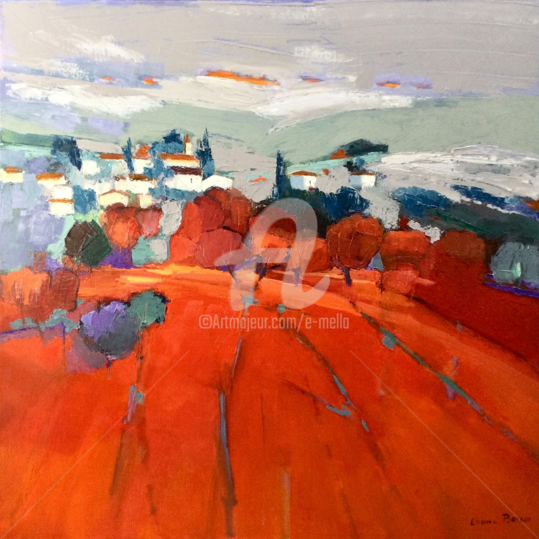 Eliane Boivin - Village 16