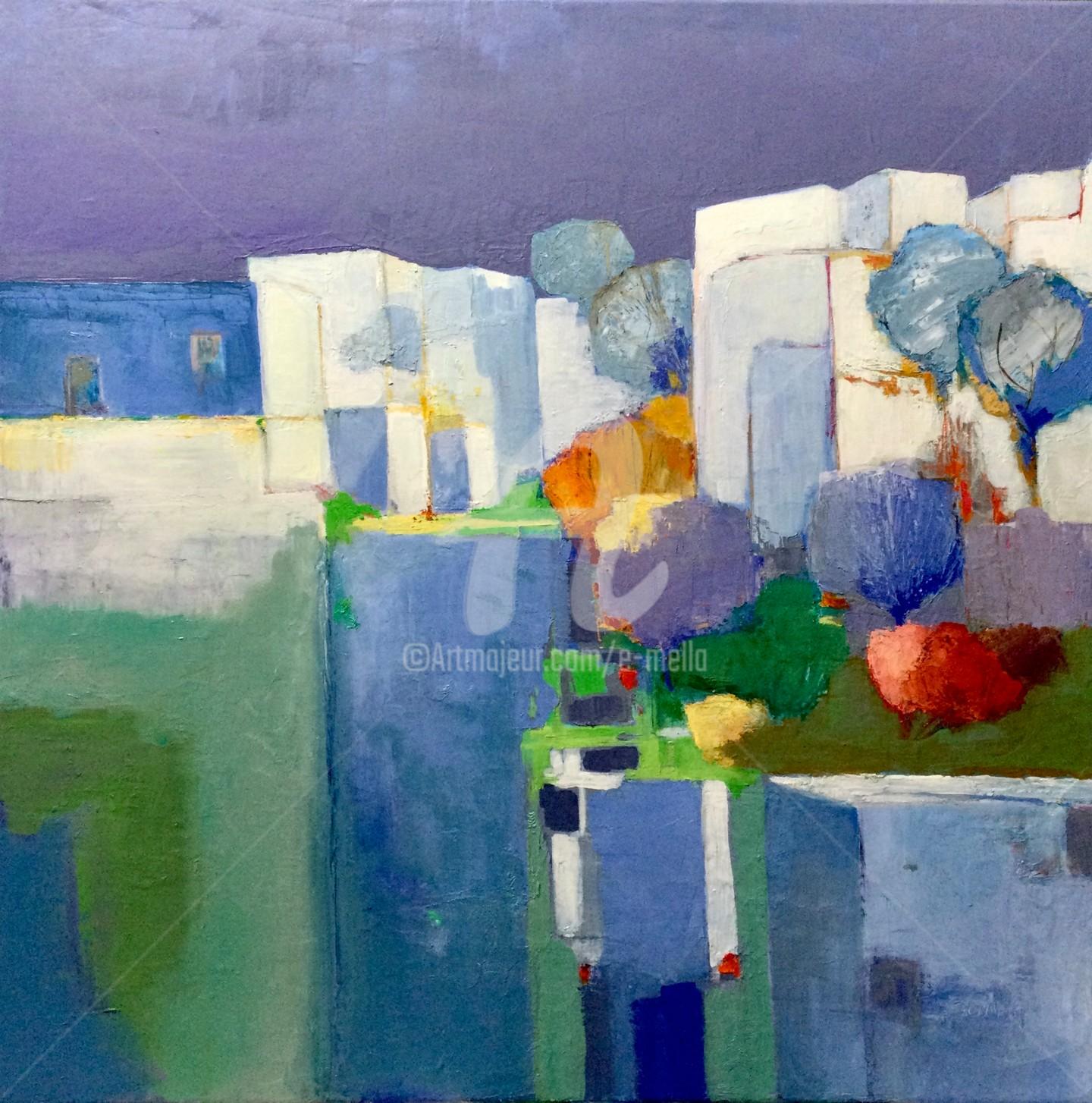 Eliane Boivin - Les jardins suspendus