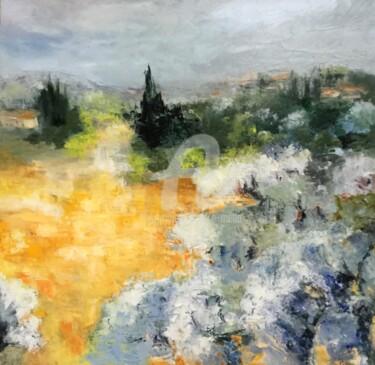 """Provence"" (6) 70X70"