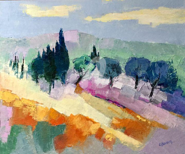 Eliane Boivin - Provence 4