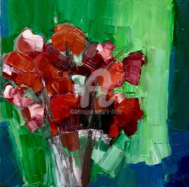 Eliane Boivin - Roses d'eté