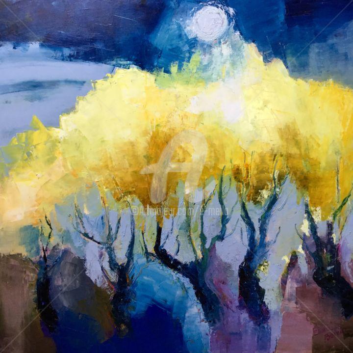 Eliane Boivin - Danse sous la lune