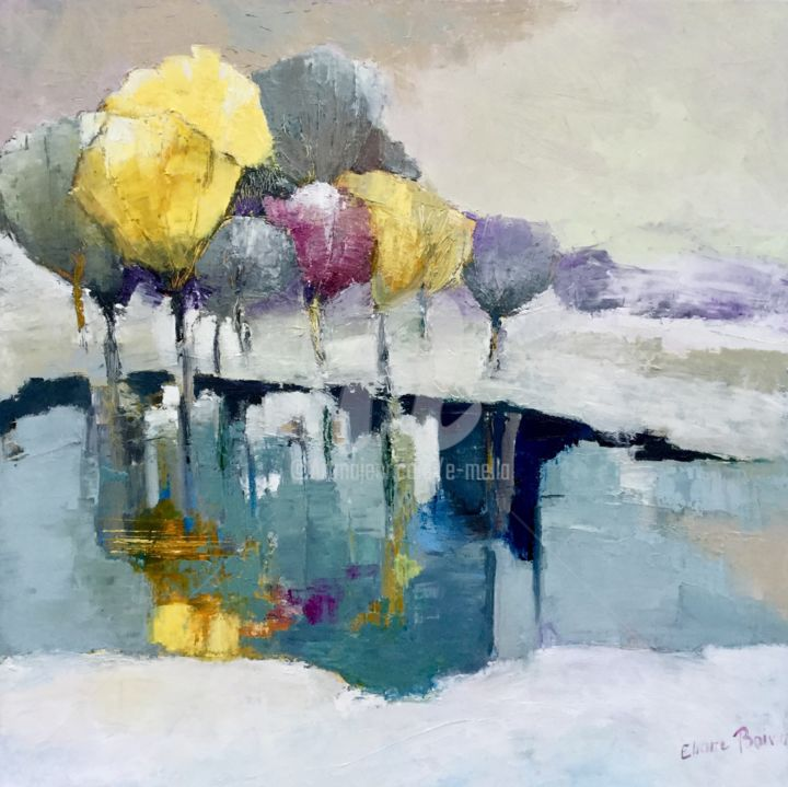 Eliane Boivin - Premières neiges