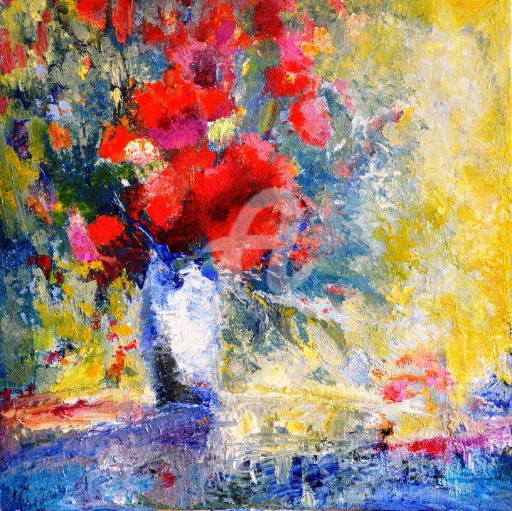 """""""Bouquet"""" 60x60"""